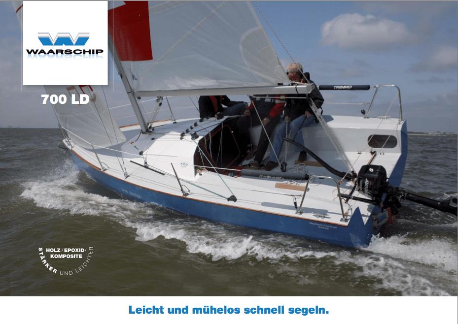 Duitse brochure 700LD